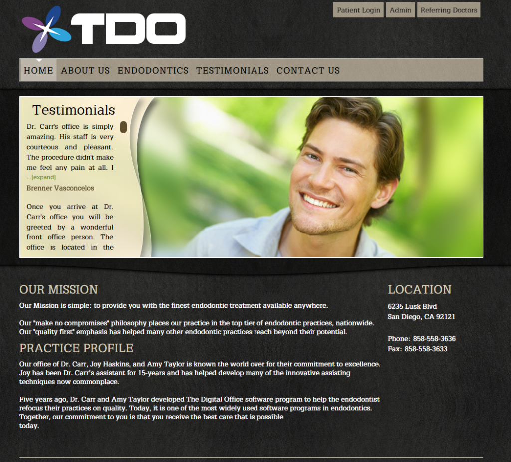 TDO Software - Premier Template 6