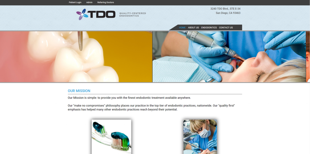 TDO Software - Premier Template 8