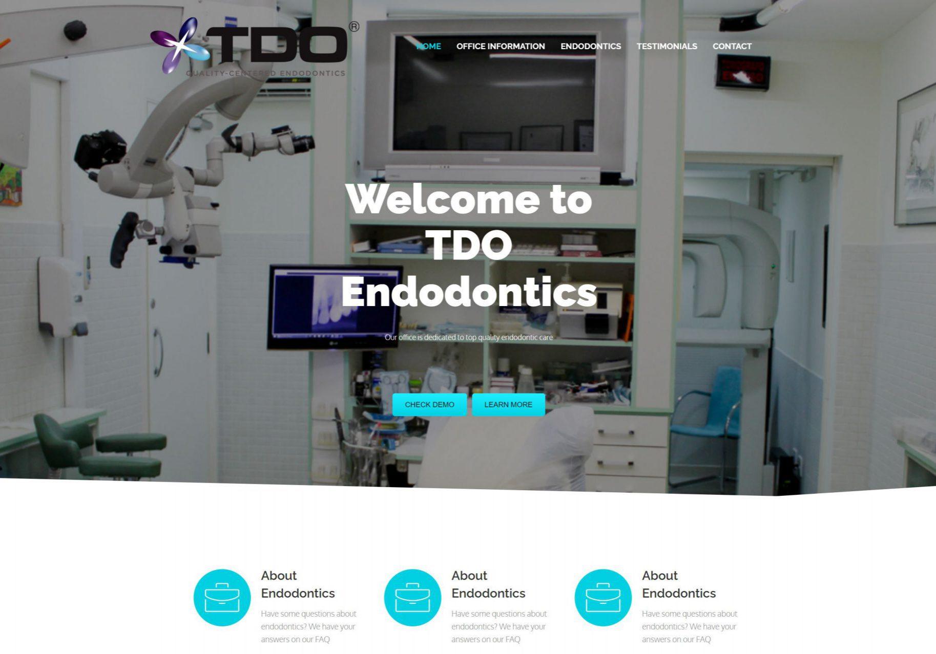 TDO Cloud Design Template